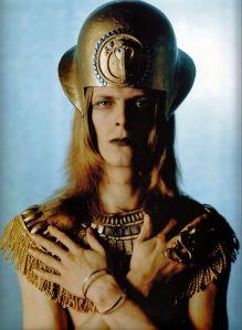 david bowie sphinx